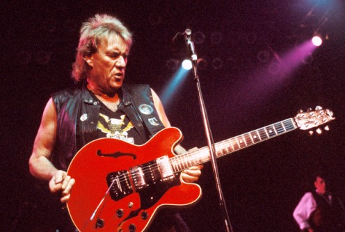 The late Alvin Lee, leader of rock band, Ten Years After, died at age 68.
