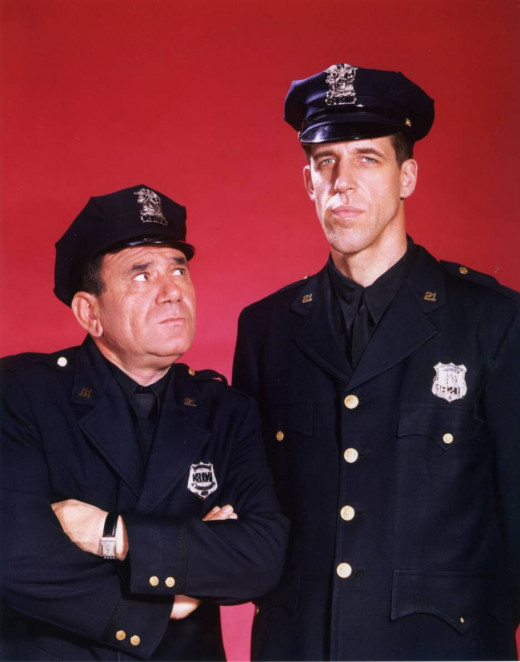 Toody (played by Joe E. Ross) left along with co-star Fred Gwynne.