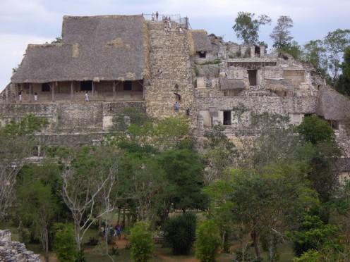 Visiting Mayan Ruins: Ek Balam