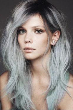 Going Gray Ombre? Yeah Right!
