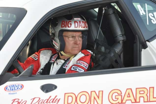 Don Garlits was always addicted to racing.
