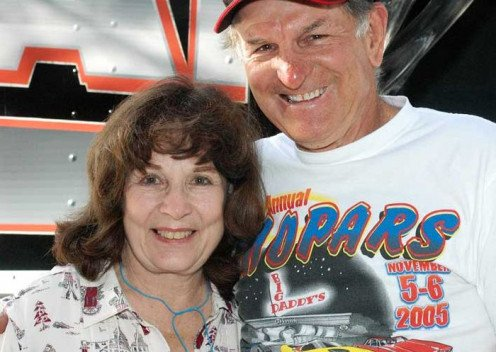 Patricia, Don's beloved wife passed away at 79.