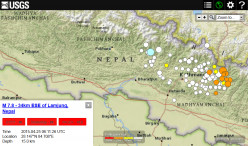 An Aftershock, or Not an Aftershock.. Plus Seismic Activity Surges..