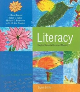 A leading resource for K-8 literacy programs, this extremely popular reading methods book has a simple goal: to provide aspiring teachers with the tools to help every student learn to read and write.