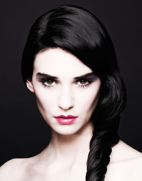 Black eyeliner is great, and can be used for smokey eyes, cat eyes, and other gorgeous looks.