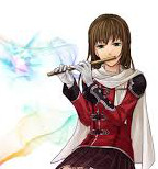 Deuce with her instrum- er, weapon