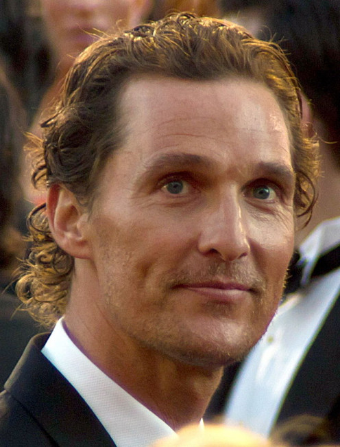 "Matthew McConaughey's film ""Sea of Trees"" was booed at Cannes during May 2015."