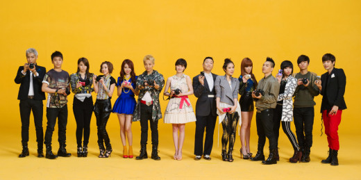 The supposed YG powerhouse family.