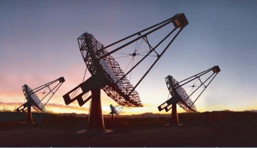 Veritas Gamma Ray Telescope