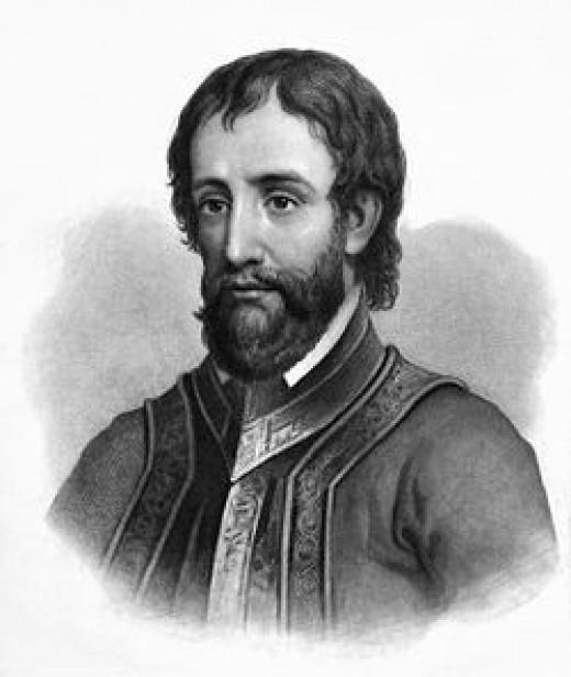 Hernando de Soto (1496-1542)
