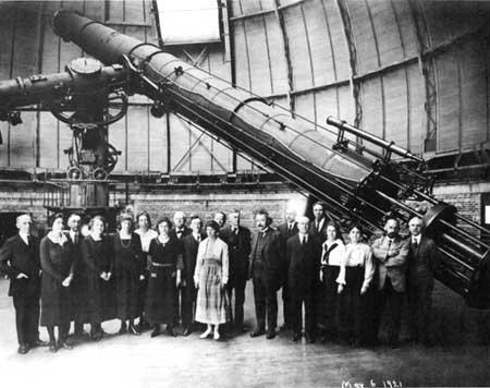 the great Paris exhibition telescope of 1900