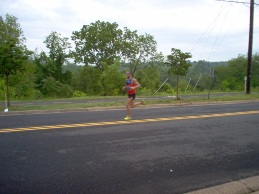 Half Marathon Runners (1 of many)