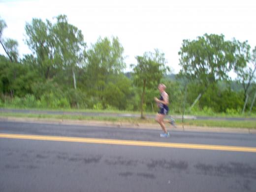 Half Marathon Runners (3 of many)