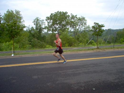 Half Marathon Runners (10 of many)