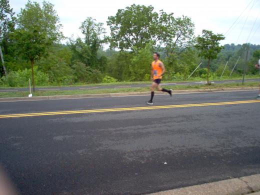 Half Marathon Runners (17 of many)