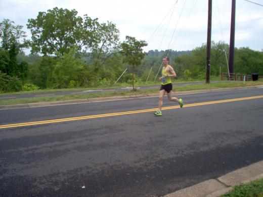 Half Marathon Runners (18 of many)