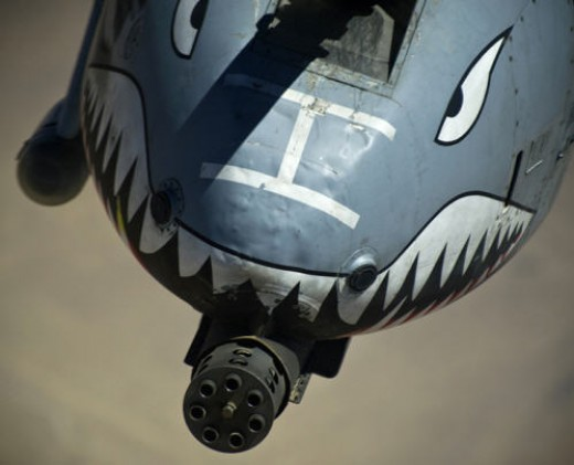 This is one bad aircraft.