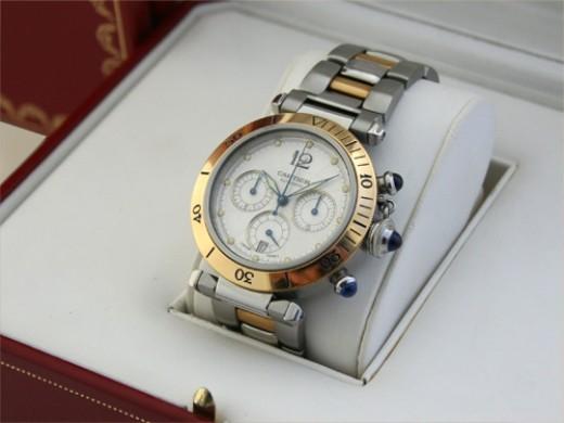 Cartier La Pasha - wow!