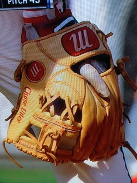 Chase Utley's Marucci