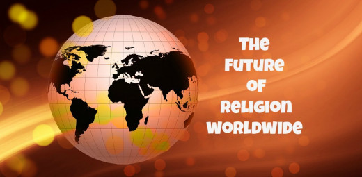 Christianity is now the largest religion in the world; by 2050, Islam will have caught up.