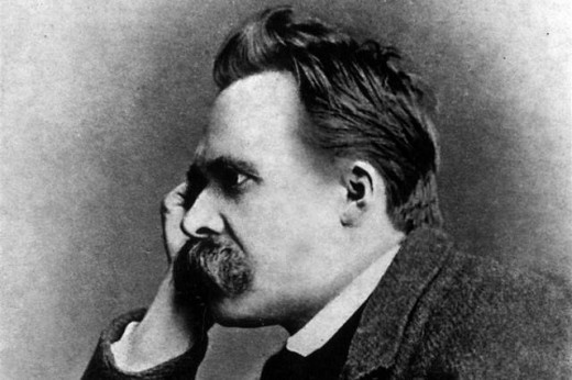 Friedrich Nietzsche helped usher in the post-modernist movement