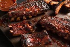Delicious beef ribs.