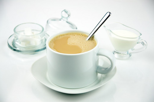 Coffee with Cream and Sugar By Evan Swigart from Chicago, USA [CC-BY-2.0 (http://creativecommons.org/licenses/by/2.0/)], via Wikimedia Commons