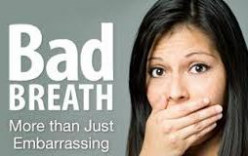 How to get rid of bad breath naturally by home made remedies