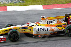 Renault Alonso 2009
