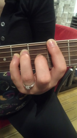 Barre chords, guitar boot camp