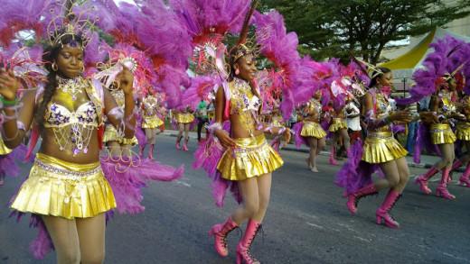 Beautiful Lagos Carnival