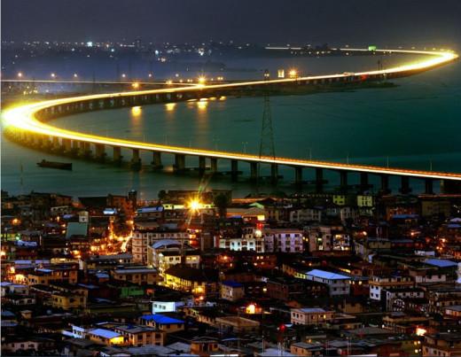 Our beautiful third mainland bridge