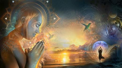 We are not human beings having a spiritual experience. We are spiritual beings having a human experience. -  Pierre Teilhard de Chardin