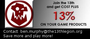 13th Legion Gaming Club
