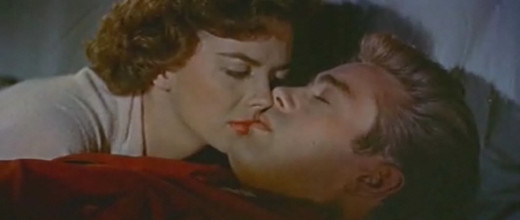 Though Dean and Natalie Wood were convincing as lovers onscreen, rumors of Dean's alleged homosexuality circulated before and after his death.