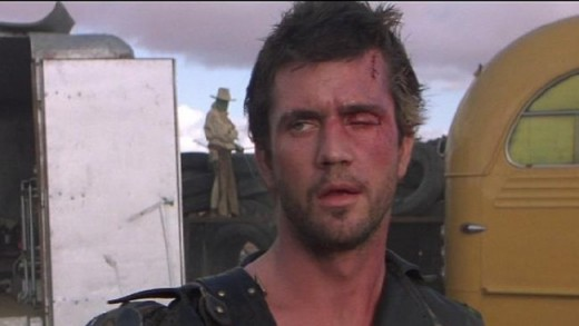 Mel in His Mad Max Role