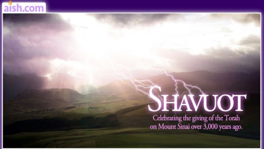 The Jewish Holiday Of Shavuot