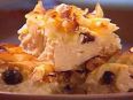 Noodle Kugel Is A Traditional Shavuot Dish