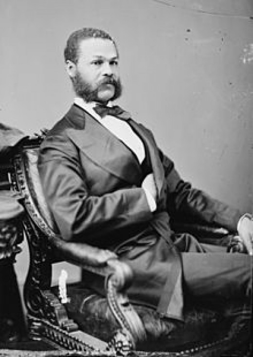 Hon. Jefferson F. Long was Georgia's first Congressman of African descent. He served during the Reconstruction period, before Jim Crow laws were established.
