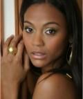 Zoe Saldana plays Uhuru