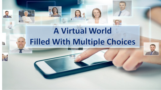 A Virtual World With Choices