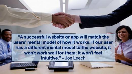 Quote from Joe Leech