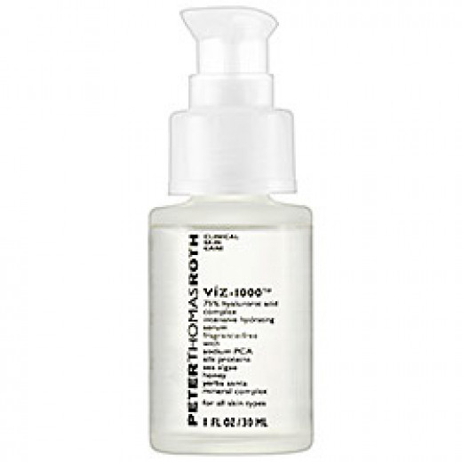 Anti Aging Serum with Hyaluronic Acid
