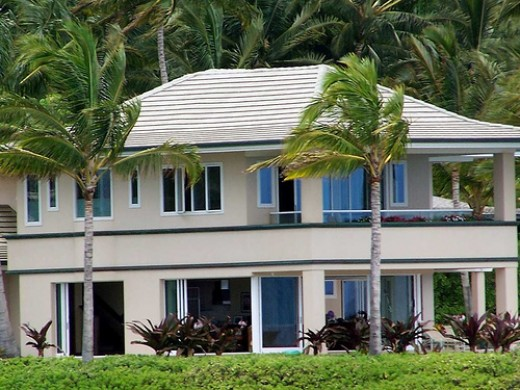 Tiger Woods Home In Hawaii Ucx 77