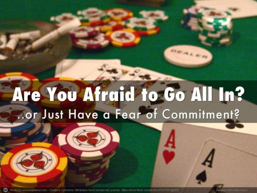 What Poker Taught Me About Facing Fear in Business