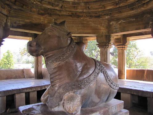 Nandi Shrine
