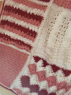 Afghan Square Crochet