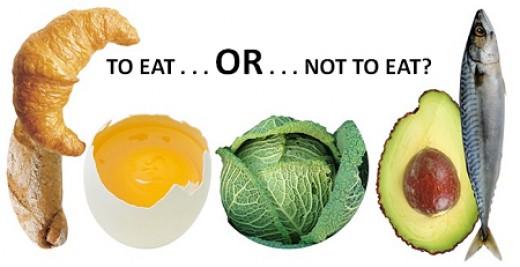 Discharge When Eat Certain Foods