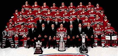 The 1993 Montreal Canadiens