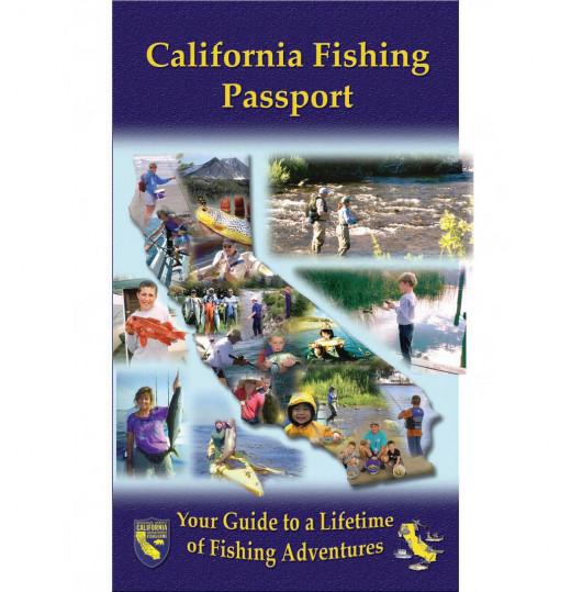 California Fishing Passport